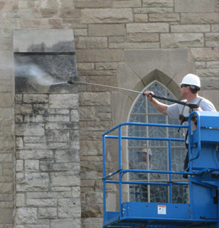 Industrial Power Washing Services
